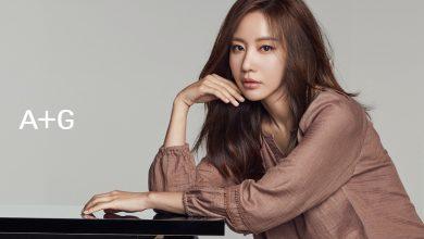 Photo of '명불허전' 김아중, 가을에 더 예쁜 아우라