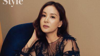 Photo of 배우 고소영, 강렬한 레드 부츠 패션