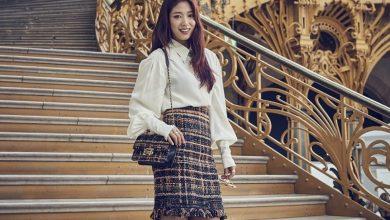 Photo of [daily look] 박신혜, 파리 패션위크 등장