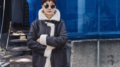 Photo of 변정수, 시크美 넘치는 스트릿 패션