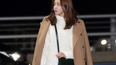 Photo of [daily look] 김아중, 편안하지만 우아한 공항 패션
