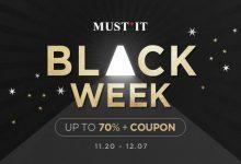 Photo of 머스트잇, '블랙 프라이데이' 명품 최대 70% 세일