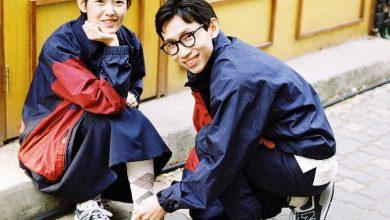 Photo of 뉴발란스, 봉태규와 '아이코닉 574' 화보 공개