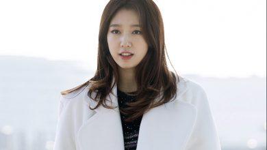 Photo of 박신혜, 추위 녹이는 블랙앤화이트 패션