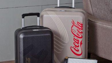 Photo of 쌤소나이트 레드, 코카콜라와 콜라보레이션
