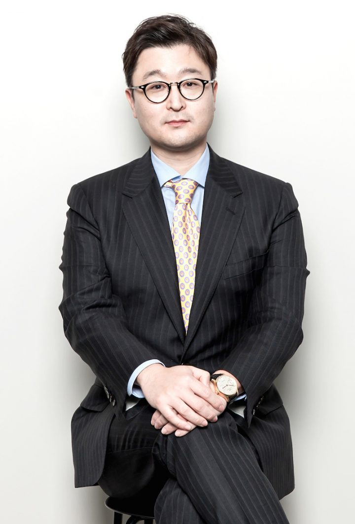 네파 정동혁 전무