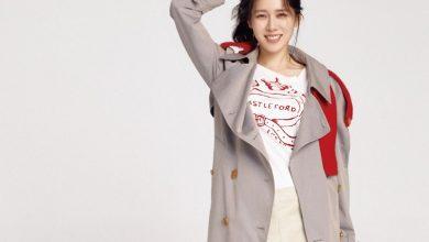 Photo of 손예진의 여유로운 핏이 돋보이는 트렌치코트