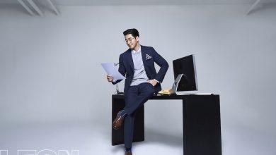 Photo of 윤계상, 스타일리시한 오피스맨으로 변신