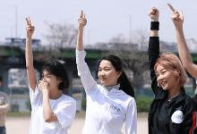 Photo of 에스팀, 선후배 톱모델 40명과 스포츠로 '화합'