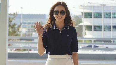 Photo of 손연재, 우아한 여신의 공항 패션