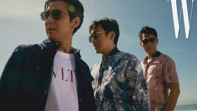 Photo of 이정재, 정우성, 하정우, 하와이에서 만난 '브로맨스'