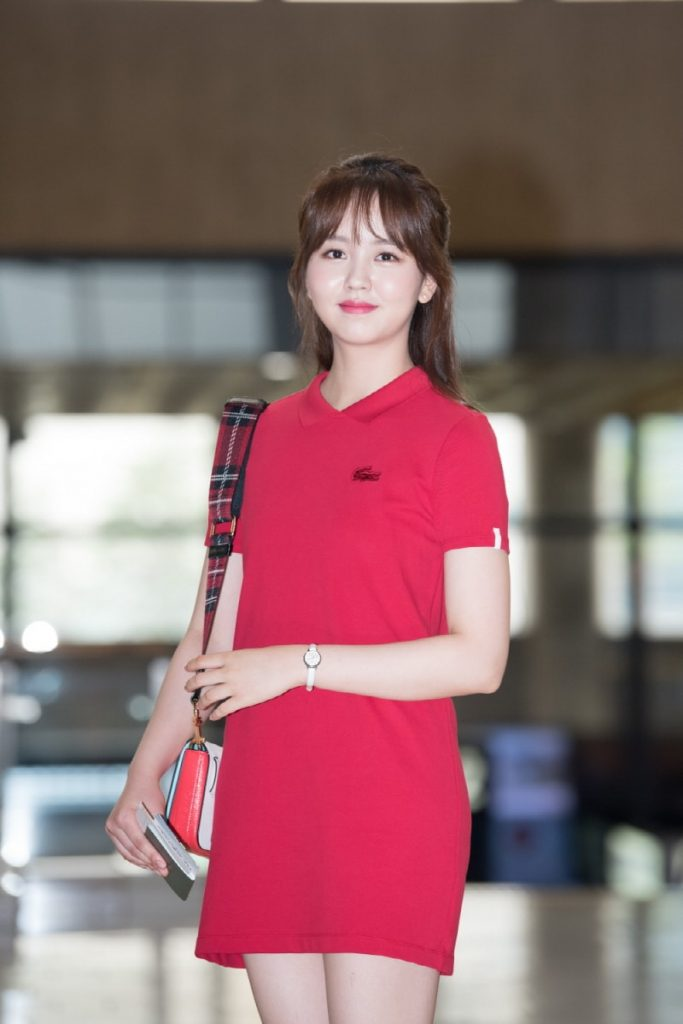 라코스테 김소현