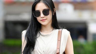 """Photo of 에이핑크 손나은, """"사복 패션도 화보같이"""""""