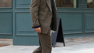 Photo of 세련된 도시 남자, 이제훈과 함께 걸어요