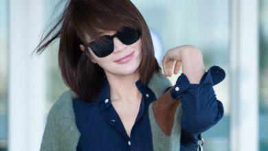 "Photo of 김혜수 ""패션위크 다녀올께요"""