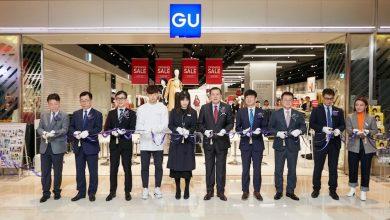 Photo of 지유(GU), 한국 첫 매장 'GU롯데월드몰점' 오픈