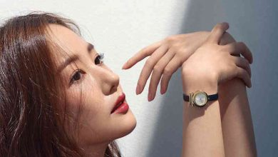 Photo of 가을 여인 박민영의 고혹적인 가을 패션