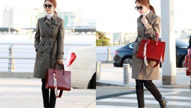 Photo of 유인나, 시크한 패션으로 가을을 물들이다