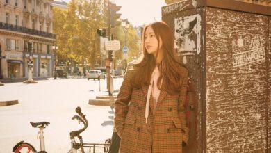 Photo of 기은세, 파리에서 선보인 스트리트 패션