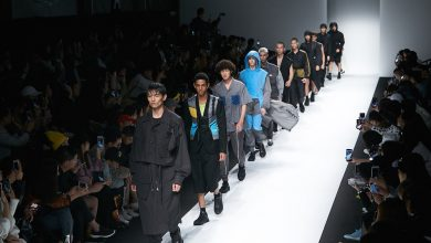 Photo of 강동준 디자이너의 디그낙, 상하이에서 19S/S 컬렉션 첫 선