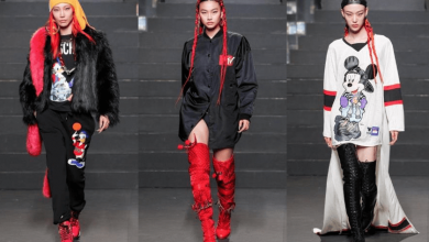 MOSCHINO [tv] H&M 뉴욕 패션쇼