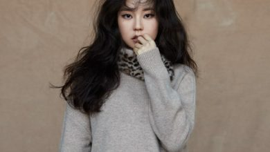 Photo of 배우 안소희의 홀리데이룩