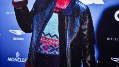 Photo of 강추위에 돋보이는 '지코' 패션