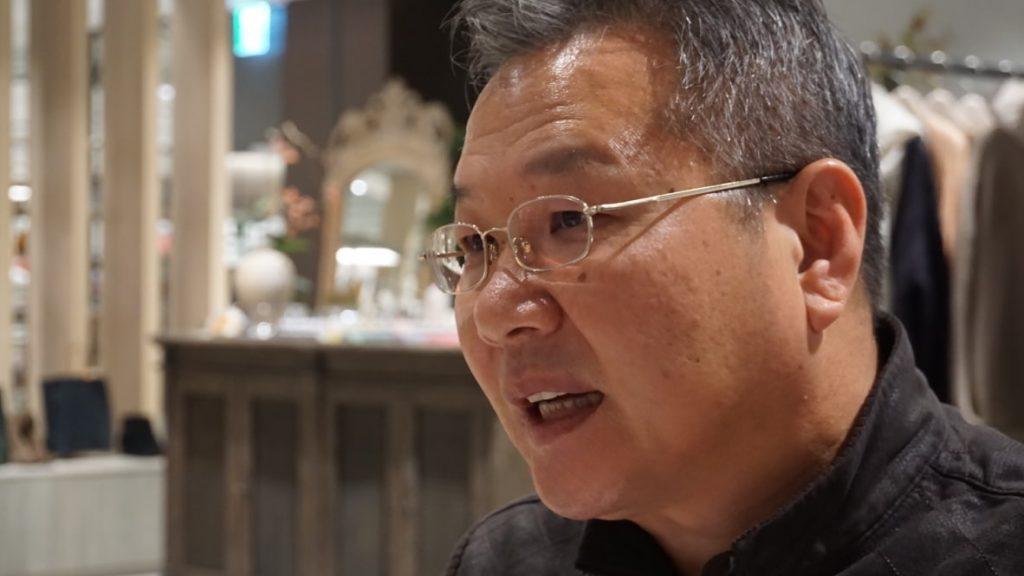 평강어패럴 정만선 대표(장인)