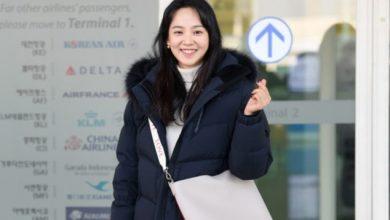 Photo of 러블리 윤승아, 청순한 겨울 공항패션