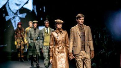 Photo of 닥스, '125주년' 정체성을 담은 밀라노 패션위크 패션쇼
