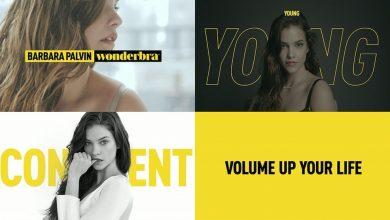 Photo of 바바라 팔빈과 함께하는 'Volume Up Your Life' 캠페인