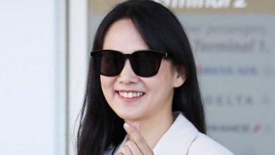 Photo of 배우 윤승아, 남다른 공항패션 포인트는 무엇?