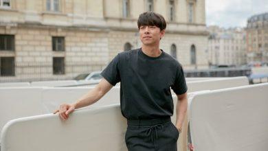 Photo of 루이비통 2020 봄-여름 남성복 패션쇼 참석한 #공유