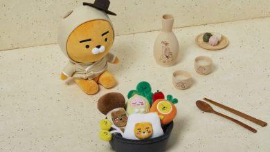 Photo of 카카오프렌즈, '한국 전통 에디션' 출시
