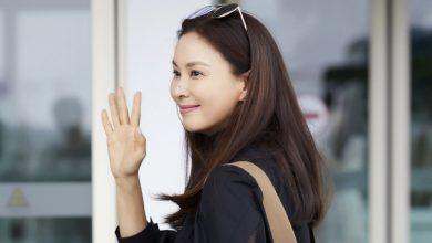Photo of 고소영, 급이 다른 럭셔리 패션