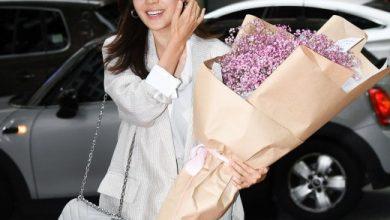 Photo of 항상 아름다운 그녀, 김하늘의 모던 수트룩