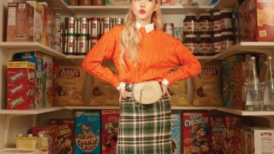 Photo of 이프네, 모델 '청하'와 함께한 가을화보 공개