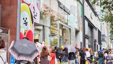 Photo of 라인프렌즈, 플래그십 스토어 강남점 성황리 오픈