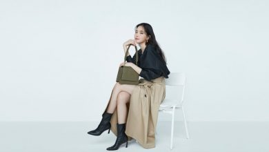 Photo of 손나은,  고혹미 넘치는 화보 공개