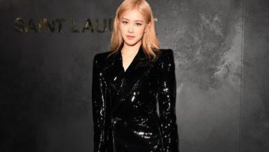 Photo of 블랙핑크 로제, 파리를 사로잡은 스타일 아이콘