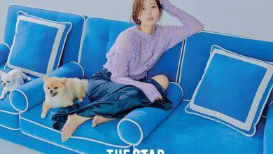 Photo of 임수향, 반려견 아카리와 함께 생애 첫 패션 매거진 커버 장식