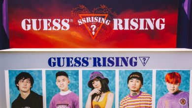 Photo of 게스, 뮤직 레이블 '88라이징'과 2nd 캡슐 컬렉션 발매