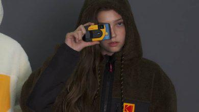 Photo of 필름 카메라의 대명사 '코닥' 패션으로 재탄생