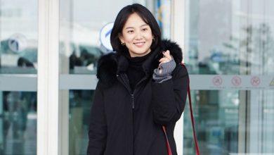 Photo of 윤승아, 세련된 공항패션으로 시선 집중