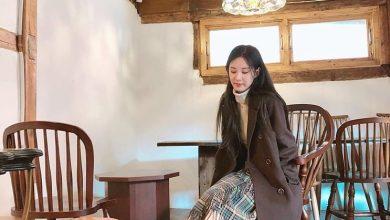 Photo of 코트 코디의 정석, 올 겨울 코트 패션