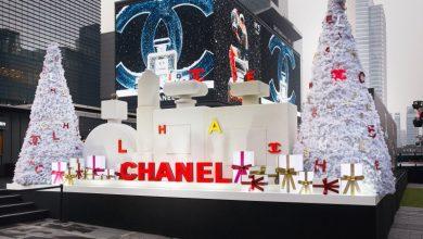 Photo of 샤넬 N°5 홀리데이, '미리 만나는 크리스마스'