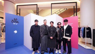 Photo of 텐소울, 갤러리 라파예트 상해에서 팝업스토어 오픈