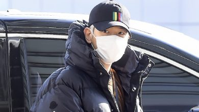 Photo of 엑소 백현, 스웨그 넘치는 공항패션