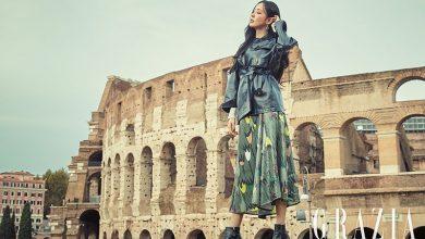 Photo of 이다희, 로마에서 봄을 만나다