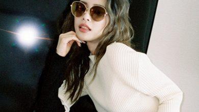 Photo of 헤이즈, 걸크러쉬 스타일링으로 넘치는 패션 감각 드러내